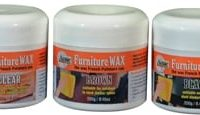 Aussie Furniture Care Furniture Wax 250gr 3 Colours