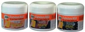 Aussie Furniture Care Furniture Wax 250gr 3 Colours small