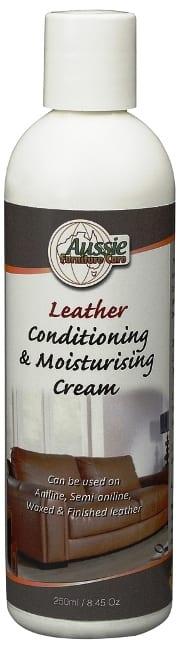 Aussie Furniture Care Leather Conditioning & Moisturising Cream