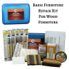 Contents of Basic Furniture Repair Kit
