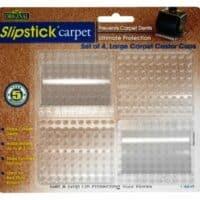 CB420-Slipstick Foot Carpet Castor Cups