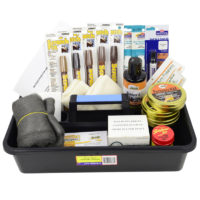 Complete Timber Furniture Repair Kit Option 2 Contents in box
