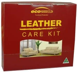 Ecoshield Leather Care Kit