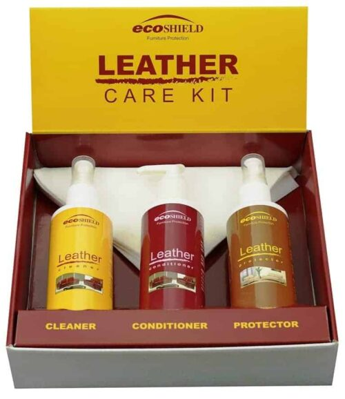 Leather Care Kit By Ecoshield