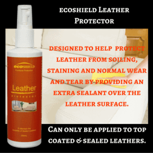 Ecoshield Leather Protector 250ml