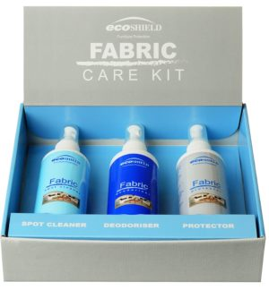 Ecosield Fabric Care Kit Contents