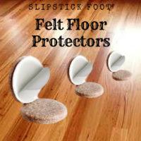 Felt Floor Protectors