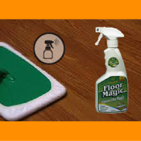 Foor Magic Cleaner for Laminate Floors