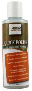Aussie Furniture Care Quick Polish 250ml formerly Inca Spray Wax 200ml