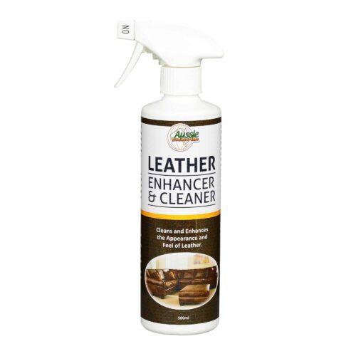 500 ml bottle of AFC Leather Cleaner & Enhancer