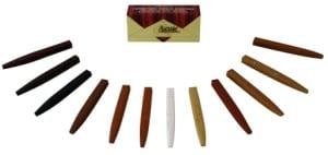 Furniture Repair Crayons Mixed Wood Tones 12 Pack