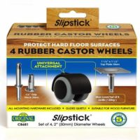 Rubber Castor Wheels CB681