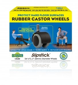 Rubber-Castor-Wheels-for-Office-Chairs