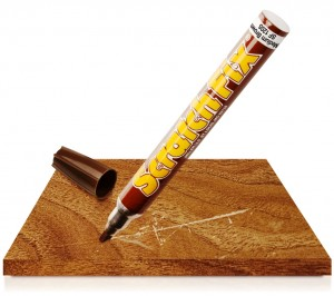 Scratch Fix Pens for touching up timber furniture