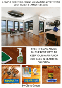 SIMPLE GUIDE TO CLEANING MAINTAINING & PROTECTING YOUR TIMBER AND LAMINATE FLOORS1