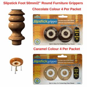 Slipstick Foot CB500-CB505 50mm Furniture Grippers