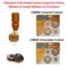 Slipstick Foot Small Castor Cups CB600-CB605