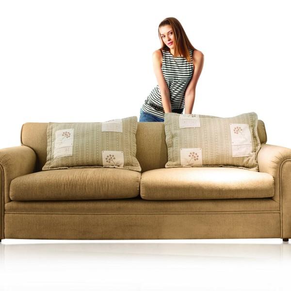 CB511- 25mm Tall Slipstick Furniture Riser Foot