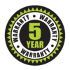 Slipstick Gorilla Floor Protection Range 5 Year Warranty Logo