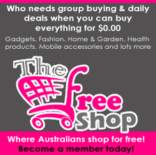 The Free Shop