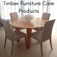 Timber Furniture Care Products