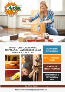 Timber Furniture Repair & Restoration Handbook