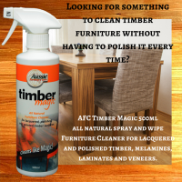 Timber Magic Timber Furniture Cleaner 500ml