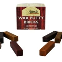 Wax-putty-bricks box of 20 mixed