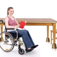 WheelChair@Table